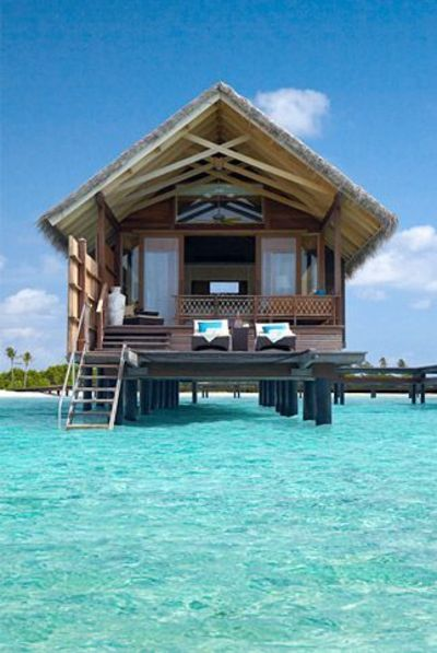 The Maldives - 10 Fascinating Places To Visit One Day