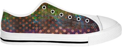 Love Dots Low Tops $79.95