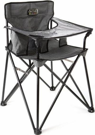 An outdoor high chair that makes sense baby time Juxtapost