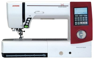 Janome Horizon Memory Craft 7700 Sewing and Quilting Machine