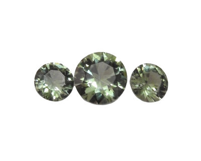 Set stones, Green stones, 4 stones, Cubic Zirconia, Stones for your Stud Earrings or for your Bracelet $23.24