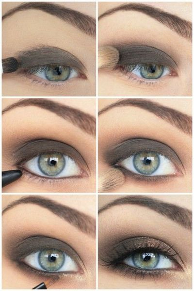 """A """"smokey eye"""" that I might actually be able to pull off."""