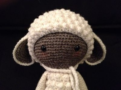 Lupo The Lamb Made By Tarotgaladriel Crochet Pattern By La
