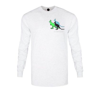 3Kangaroos Womens Cotton Long Sleeve TShirt $25.99