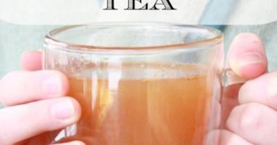 Try this tasty all natural flu fighting tea to soothe your symptoms and boost your immunity! Worth a try!