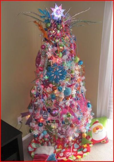 It is the time of year to start decorating for Christmas. But your tree does not have to be a traditional tree. Here a few ideas of themes you can do for your t