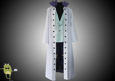One Piece Dressrosa Cavendish Cosplay Costume for Sale