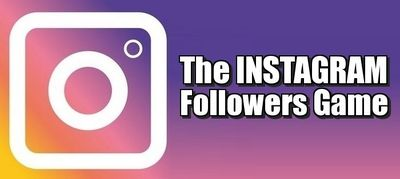 So how do you win the Instagram followers game?