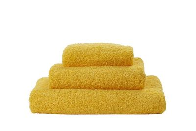 Super Pile Banane Towels by Abyss and Habidecor $20.00