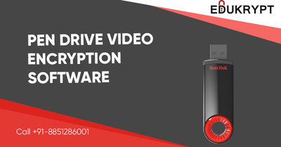 Pen drive Video Encryption Software is most suitable video encryption software which facilitates the security of your video files by the illegal hands. It's equipped with 256 bit AES encryption techniques and also work on Windows PCs and Android Mob...