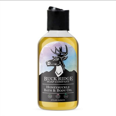 Honeysuckle Bath and Body Oil $16.00
