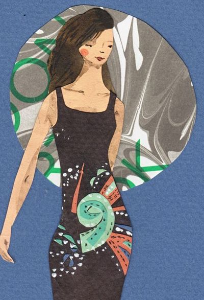 London Fashion Week - Emma Block Illustration