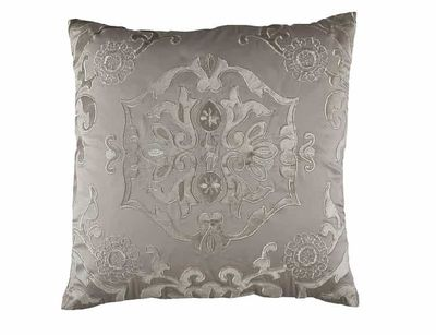 Morocco Taupe Pillow by Lili Alessandra $325.00