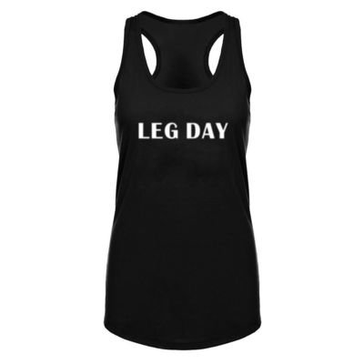 Leg Day Womens Tank Top $38.99