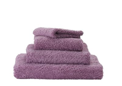 Super Pile Orchid Towels by Abyss and Habidecor $20.00