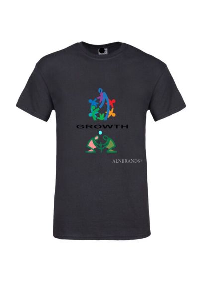 Growth youth Tee Shirt by ALNBRANDS $19.99