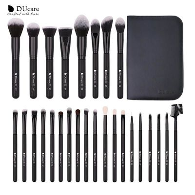 �Ÿ˜�DUcare Makeup Brushes Synthetic Goat Hair Professional Powder Foundation Eyeshadow Make Up Brushes Set Cosmetic Brushes with Bag�Ÿ˜� $44.98