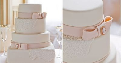 The luxury wedding cake collection from GC Couture,