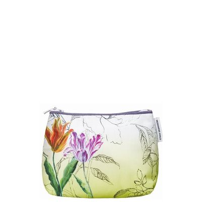 Designers Guild Sibylla Lime Small Toiletry Bag $30.00