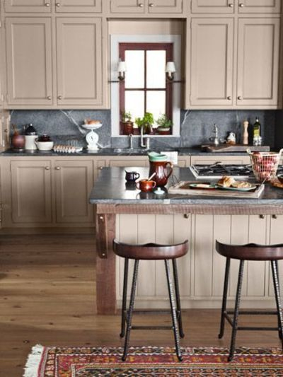 These warm decorating ideas will transform your kitchen into a welcoming space.