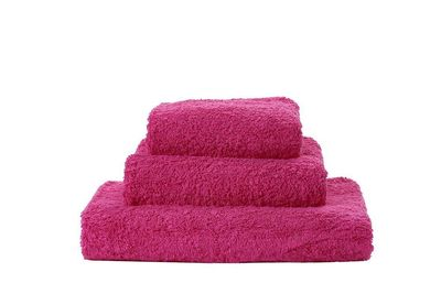 Super Pile Happy Pink Towels by Abyss and Habidecor $20.00