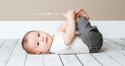 6 Month Old Baby Photography Poses Ideas