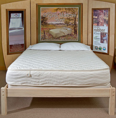 Buy King, Queen, Twin, Full organic mattresses of The Key Largo, The Key West, The Coconut Grove at The Organic Mattress Store Inc