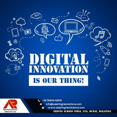Famous Digital Marketing Company and Services In Hyderabad | Aspiring Resolutions