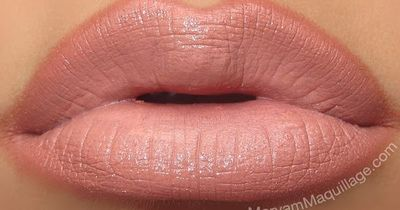 Gorgeous lip color!...NYX lip liner in Soft Brown and Lime Crime opaque lipstick Coquette