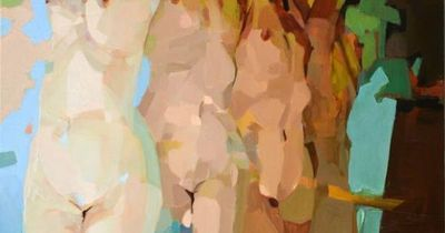 Explore the idea of the inner self in Melinda Matyas' psychologically-charged ...