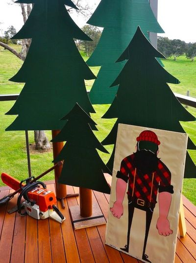 This charming LUMBERJACK SECOND BIRTHDAY PARTY was submitted by Emily Baggs of The Persimmon Pair. What a creative party! There are so many darling ideas that I