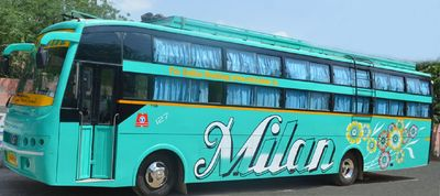 Online Bus Ticket Booking, Book Bus Tickets, AC Bus Booking - Milanbus  Online Bus Ticket Booking Offers at milanbus.in. Book Bus Ticket for Jaipur to Bikaner & grab exclusive discount offers on online bus ticket booking. Visit Now! #OnlineBusTicke...