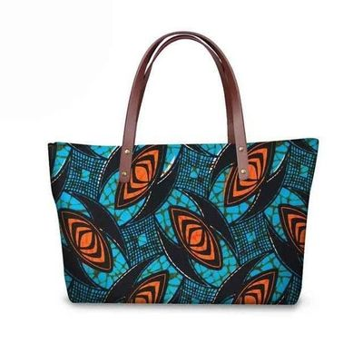 African handbags and purses printed $95.00