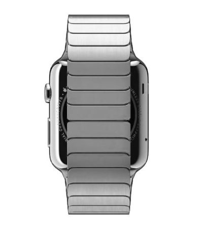 Stainless steel link band for apple watch series 4 3 2 1 strap 38mm/40mm/42mm/44mm $50.99