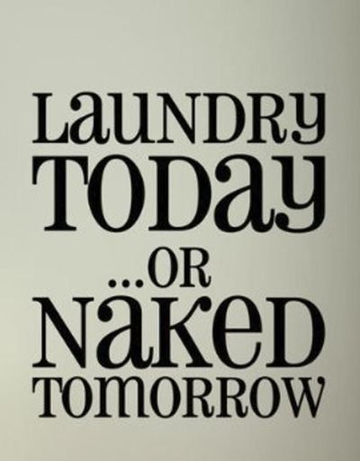Laundry Today or Naked Tommorrow Vinyl $12.00