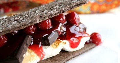 Black Forest S'Mores / foodies! - Juxtapost