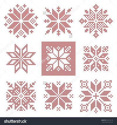 cross stitch bauble designs - Google Search