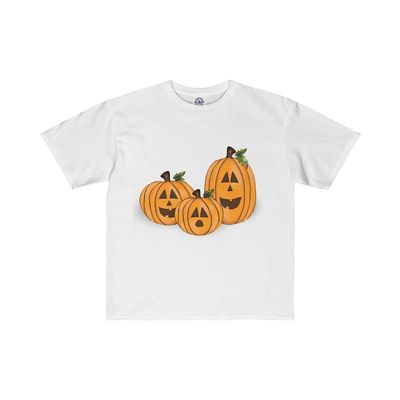 Jack O Lantern, Front and Back Kids Tee $24.00
