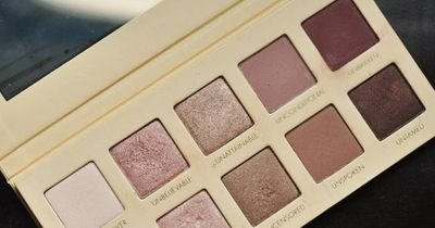 Have you tried our super sexy, nude, and perfect-all-year-round palette, #UNZIPPED, yet?