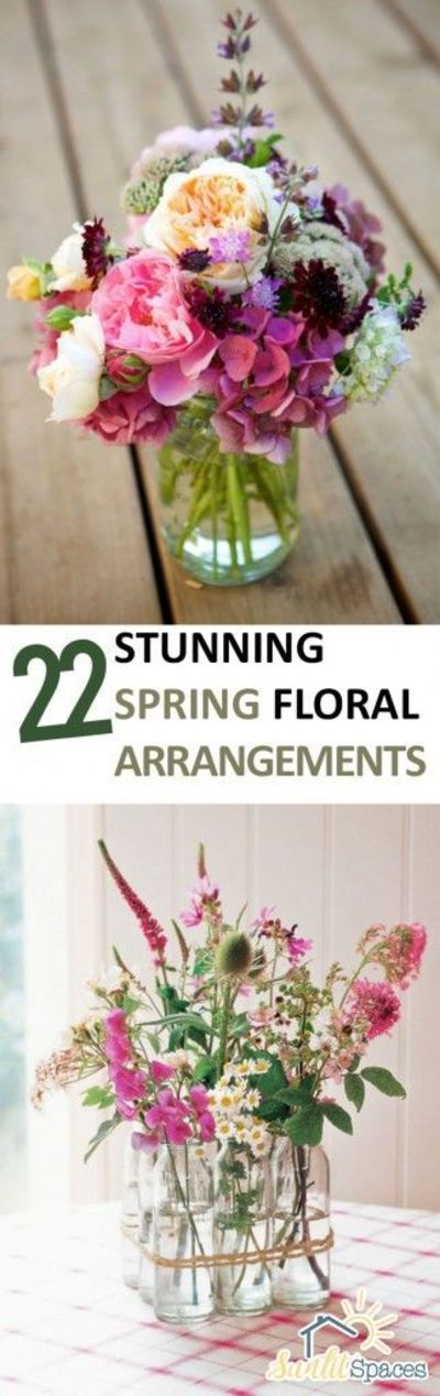 How to design stunning floral arragements