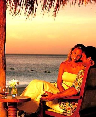 A romantic destination for your Honeymoon .