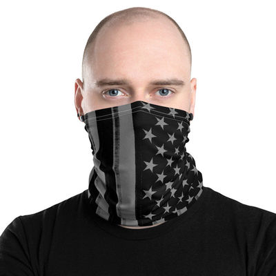 Patriotic Face Mask Neck Gaiter, 12 in 1 Multi-functional Scarf cover, Make America Great Again, Unisex Face Cover, Face Mask, Men and Women $17.95