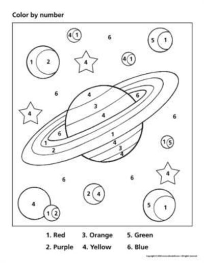 preschool space theme printables | Activity planning by ...