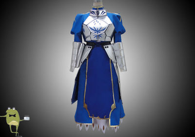 Fate/Stay Night Saber Armor Cosplay Costume for Sale