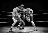 A Guest Post by Randy Carr from PhotogByRandy.com Having shot a boxing match or two, the obstacles that come into play are quite different than the traditional