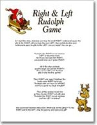 Holiday Trivia Gift Exchange Game / christmas xmas ideas - Juxtapost