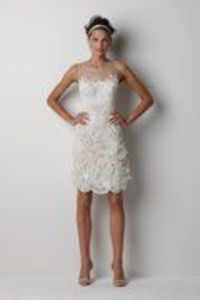 I so want this dress! Not as a bride, but just as a dress..