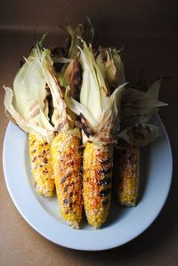 roasted corn #saveur THIS MEXICAN THEMED CORN ON THE COB IS WORTH DYING FOR.
