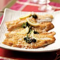 Learn how to make Flounder with Cilantro-Curry Topping and Toasted Coconut. MyRecipes has 70,000+ tested recipes and videos to help you be a better cook