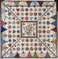 Dancing at Netherfield by Judy Day - mini from Quilt index